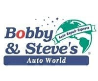 Bobby Steves Auto World Logo Big