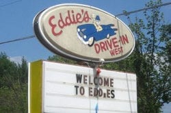 Eddies's Drive In West