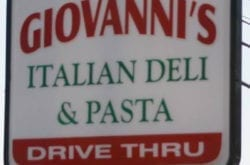 Giovanni's Italian Deli and Pasta