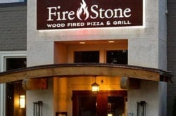 Fire Stone Wood Fired Pizza & Grill GA