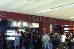 Sky Bridge Restaurant