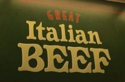 Italian beef.com, the info station to beef